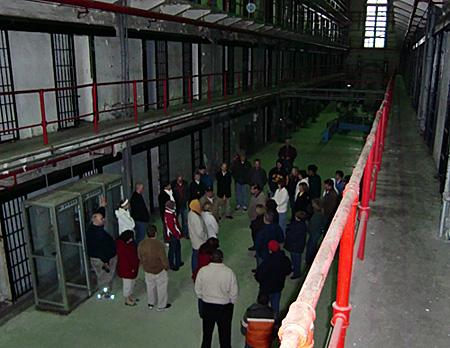 A Haunted Prison